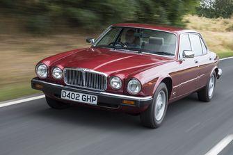Jaguar XJ Series #