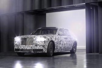 Rolls Royce Phantom d