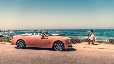 Rolls-Royce Dawn Pebble Beach