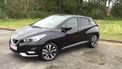 Eerste testnotities Nissan Micra