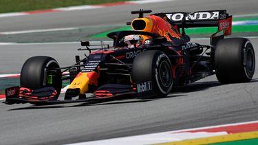 Max Verstappen Spanje 2021