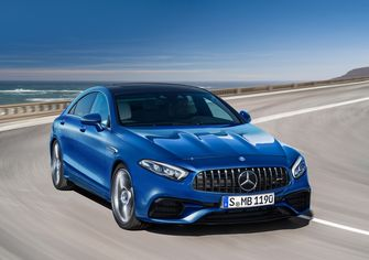 Mercedes-AMG CLS 63 - Schulte Design - Autovisie.nl
