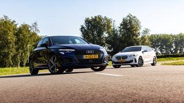 Dubbeltest Audi BMW