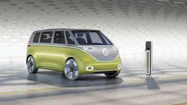Volkswagen Caddy ID.Buzz