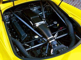 Saleen S7 engine