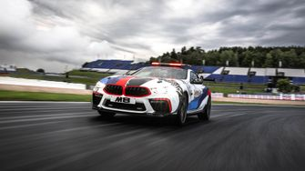 BMW M8 Safety Car