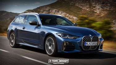 BMW 4 Serie Shooting Brake