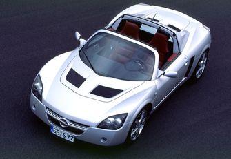 Elise Opel Speedster