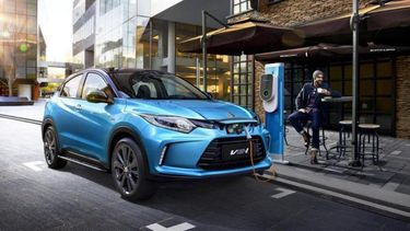 Honda Everus VE-1 2018 China 3