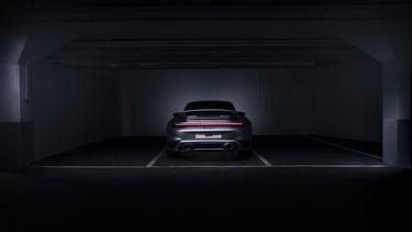 Porsche 911 Turbo S, foto Noël van Bilsen