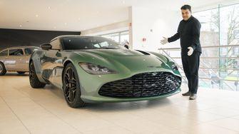 SW - Aston Martin DB4 GT Zagato DBZ Collection 1 - Thumbnail leeg
