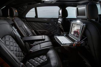 Bentley Mulsanne int