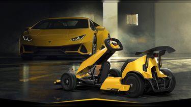 Lamborghini kart