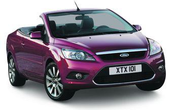 Ford Focus C:C (2004 - 2011)