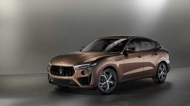 Maserati Levante S Zegna Edition