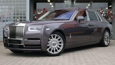 Rolls-Royce Phantom, Peter Gillis, Massa is Kassa