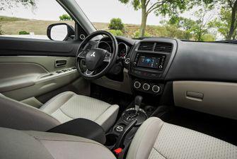 Mitsubishi Outlander PHEV Interieur