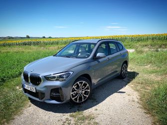 BMW X1 elektra-offensief