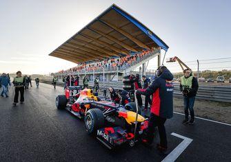 Max Verstappen Formule 1 Circuit Zandvoort