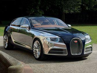 Bugatti Galibier XX