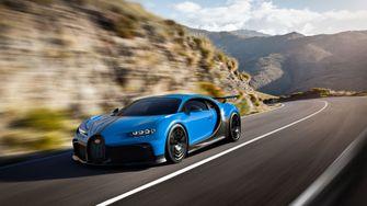 Christijan Albers, Bugatti, Chiron