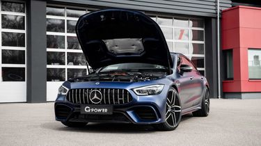 Mercedes-AMG GT 63 G-Power