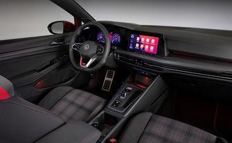 Volkswagen Golf GTI interieur