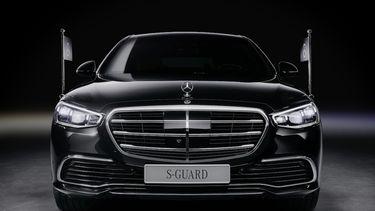 Mercedes-Benz-S 680 Guard 4MATIC