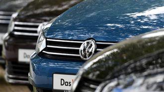 Volkswagen auto