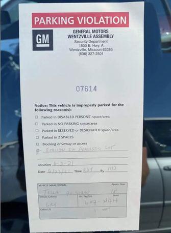 Tesla ticket