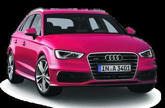 Audi A3 (2016 - heden)