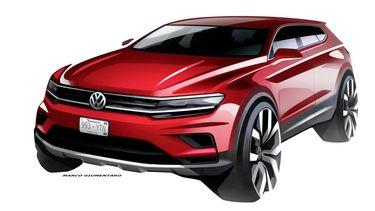 Volkswagen Tiguan Allspate Der neue Volkswagen Tiguan Allspace