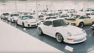 Porsche The White Collection
