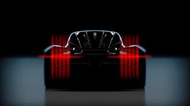 Aston Martin Project 003Teaserbew