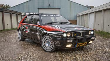 Lancia Delta HF Integrale Uw Garage