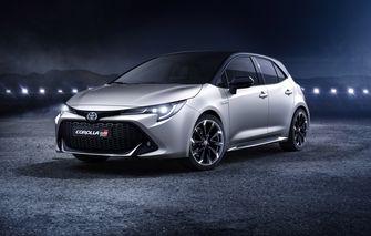 Toyota Corolla GR Sport 2019 1