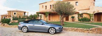 BMW 6 Serie Cabrio