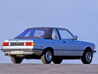BMW E21 cabrio