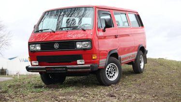 VW T3 Transporter Syncro