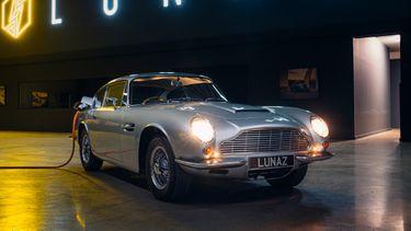 Lunaz, Aston Martin DB6