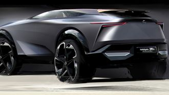 Nissan IMQ Concept Crossover 1