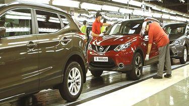 Nissan Qashqai productie Sunderland  -2Autovisie.nl