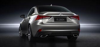 Lexus IS -4- Autovisie.nl