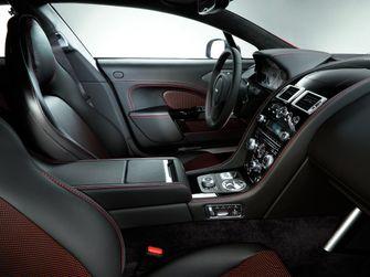 Aston Martin Rapide interieur