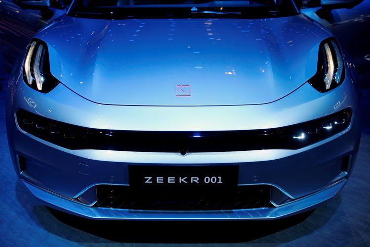 Geely Zeekr 001