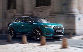 DS 3 Crossback 2019 2