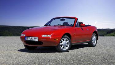 Mazda MX-5 NA Cabrio
