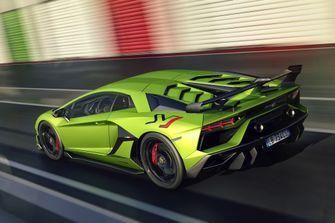 Lamborghini Aventador SVJ Coupe518275Lamborghini Aventador SVJ Coupe
