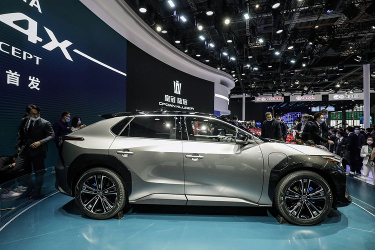 Toyota bZ4X