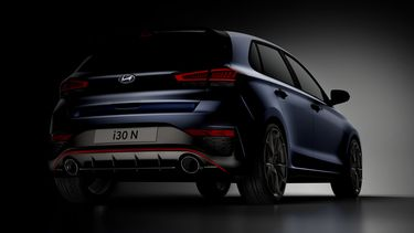 Hyundai i30N face;ift update